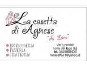 Foto principale di La Casetta Di Agnese Viareggio Ristoranti
