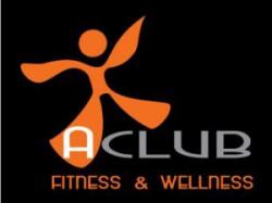 A CLUB LOUNGE