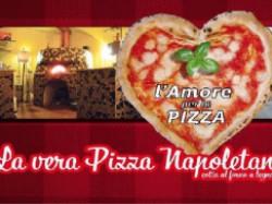L'AMORE PER LA PIZZA