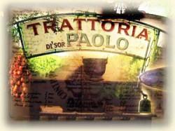 TRATTORIA DI SOR PAOLO