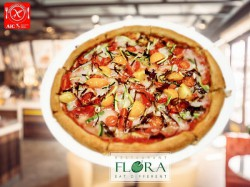 PIZZE GLUTEN FREE E VEGAN  SCONTO 25% SUL CONTO TOTALE - FLORA EAT DIFFERENT