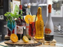 APERITIVO COCKTAIL ALCOLICO  per 1 persona   - STREET CAFE'