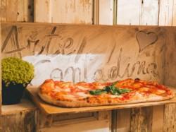 MENU' PIZZA  X 2 PERSONE  con aperitivo di benvenuto - L'ARTE CONTADINA