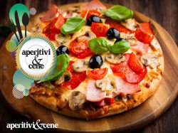 MENU' PIZZA  per 2 persone  Bevanda e caffè inclusi - PIZZERIA DA NICOLO'