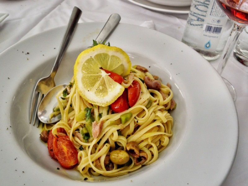 Foto 1 di Menù Gourmet di Mare per 2 persone - RISTORANTE ENOTECAILPINOLO