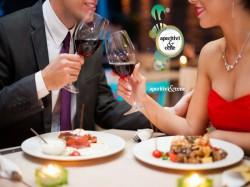 MENU' COMPLETO  per 2 persone  Valido a cena - IL SANGALLO
