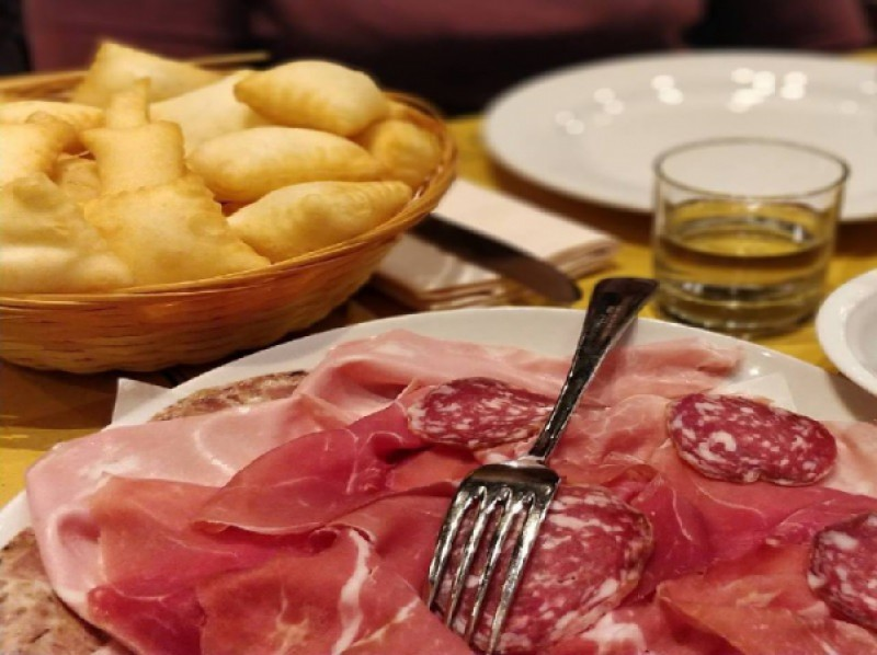 Foto 1 di MENU' CRESCENTINE  All You Can Eat  per 2 persone - DUE PORTONI