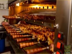 MENU' RODIZIO  per 2 persone  12 portate di carne - MORENA DI MINAS
