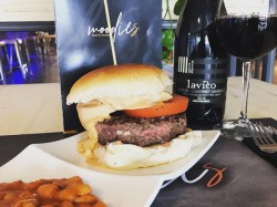 MENU' BURGER  Chianina o Angus  per 2 persone - MOODIES