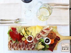Business lunch  per 1 persona - SOTTO SALE