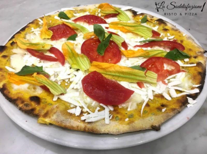 Foto 1 di BUONO GURMY  MENU' PIZZA OMAGGIO  per 2 persone - RISTO PIZZA LA SODDISFAZIONE