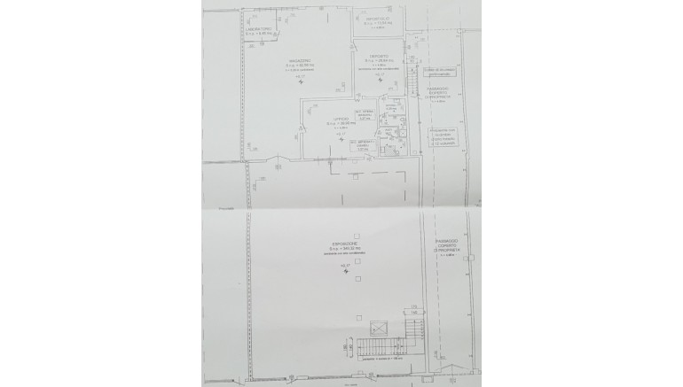 IMMOBILE COMMERCIALE in AFFITTO a PAVIA - S. PIETRO - VIALE CREMONA