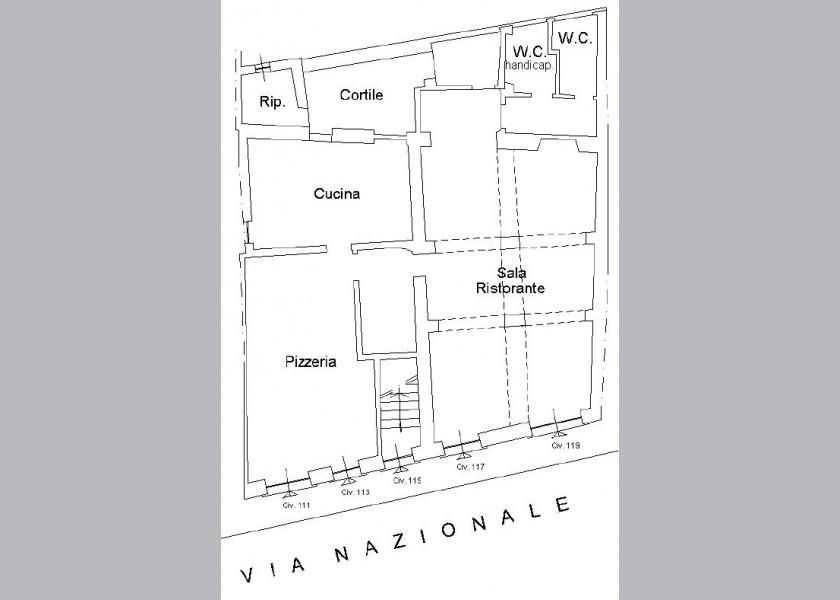 LOCALE COMMERCIALE VENDITA SESTRI LEVANTE  CENTRO