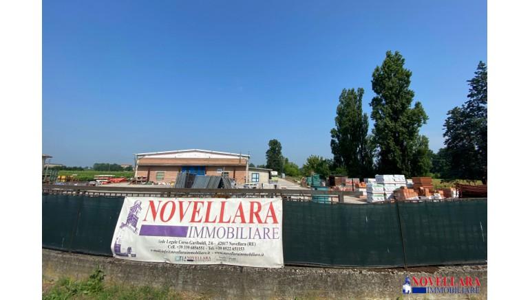 CAPANNONE in VENDITA a NOVELLARA