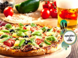 MENU' PIZZA CON DOLCE  PER DUE PERSONE  Ottieni 100 punti GURMY! - MATTERELLO