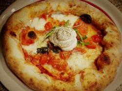 MENU' PIZZA  per 2 persone  Ottieni 100 punti GURMY! - PROFUMO DI NAPOLI
