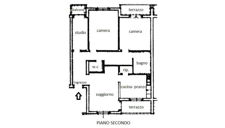 APPARTAMENTO in VENDITA a MONTERONI D'ARBIA - PONTE A TRESSA