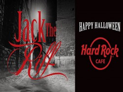 Ghostbusters Halloween nigh - HARD ROCK CAFE FIRENZE