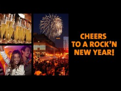 New Year's Eve/Capodanno - HARD ROCK CAFE FIRENZE