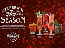 Celebrate the Joy of the Season - HARD ROCK CAFE FIRENZE