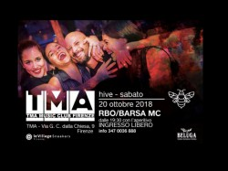 HIVE - IL SABATO - TMA TWIST MARTINI CLUB FIRENZE