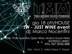 TMA/HOUSE the music - TMA TWIST MARTINI CLUB FIRENZE