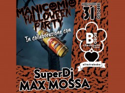 MANICOMIO HALLOWEEN PARTY - BOBO CHECK POINT