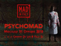 PsychoMad - Halloween Party - MAD' IN ITALY