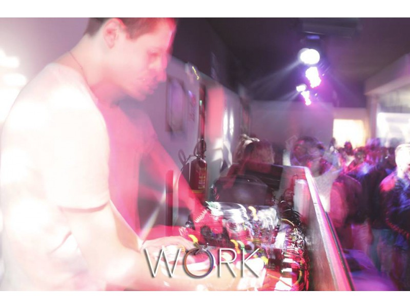Foto 1 del locale Work Disco Bar