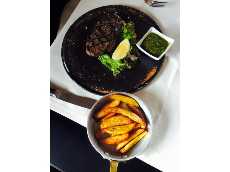 Foto 6 del locale Aria Steak House