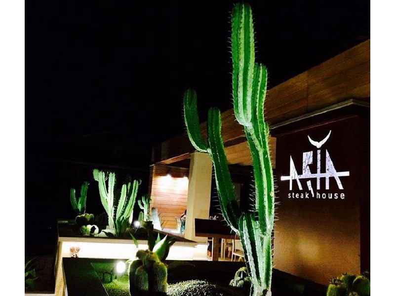 Foto 2 del locale Aria Steak House