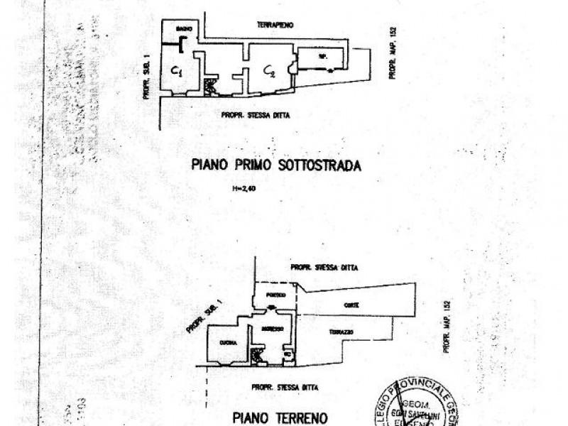 VILLINO in VENDITA a SANTA MARGHERITA LIGURE - GENERICA