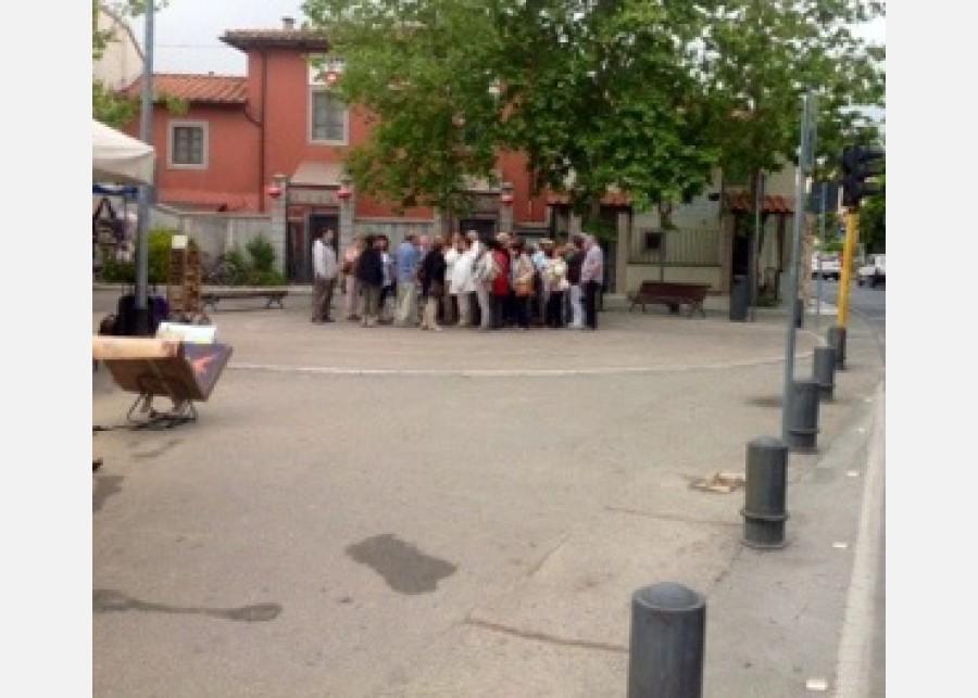 FONDO COMMERCIALE in AFFITTO a PISA - S. MARIA