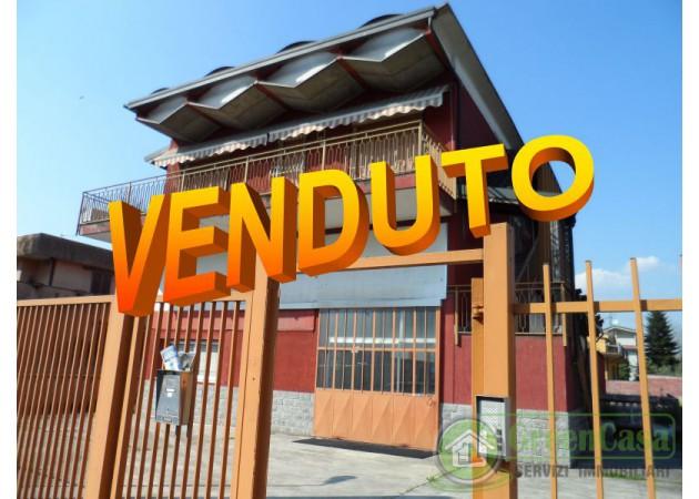 CAPANNONE in VENDITA a BRUGHERIO