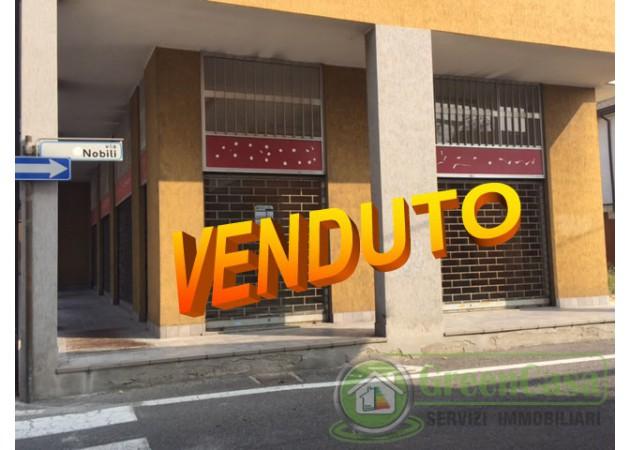 IMMOBILE COMMERCIALE in VENDITA a ORNAGO
