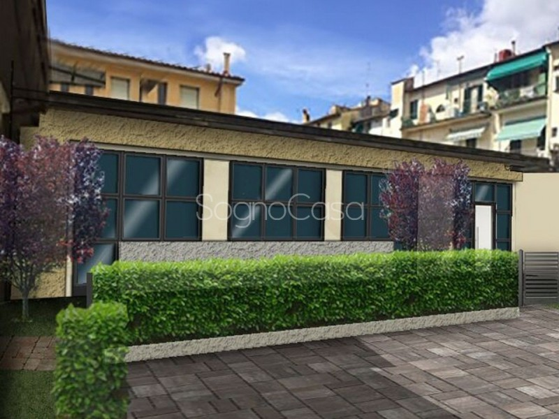 TERRATETTO in VENDITA a FIRENZE - CAMPO DI MARTE / CURE / COVERCIANO