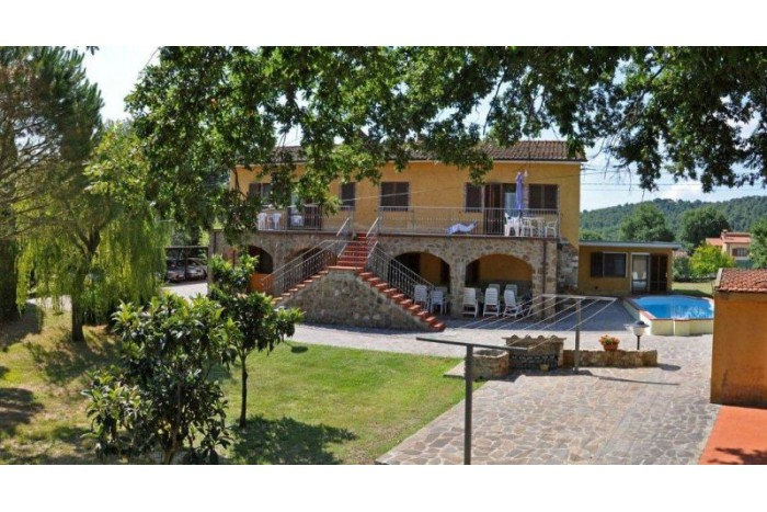 COUNTRY HOUSE on SALE in GAVORRANO - CALDANA