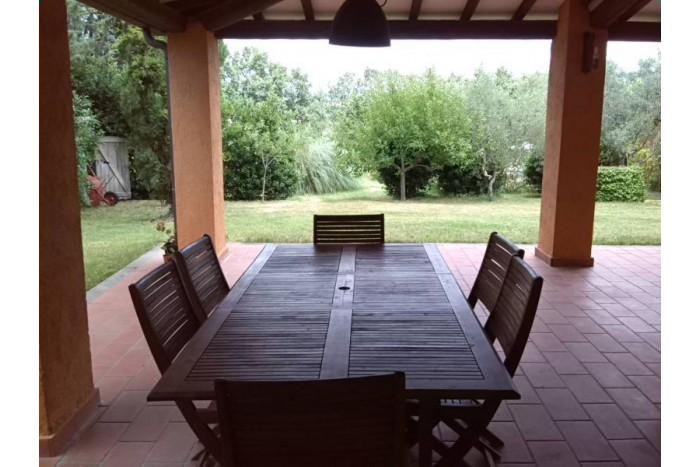 COUNTRY HOUSE on SALE in GAVORRANO - BIVIO CALDANA
