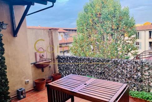 2 camere e balcone