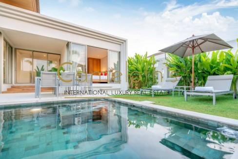 Villa nuova con Piscina